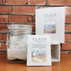 大地の恵み、100%天然クレイのナチュラルケア【CLAYD(クレイド)】