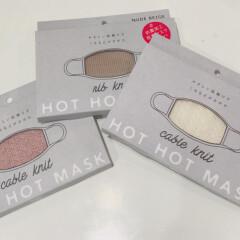 【あったか♡】HOT HOT MASK♡