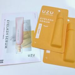 ☆人気のUZUのまつげ美容液のご紹介☆