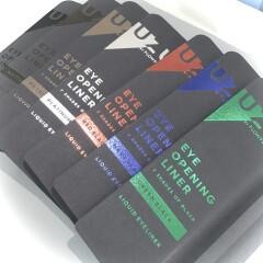 UZU BY FLOWFUSHI 7つのブラックアイライナー登場★