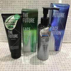 【THE FUTURE】これからも輝きつづけるためのメンズコスメ!!