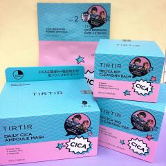 韓国スキンケア#ティルティル シカシリーズ♪限定EXITコラボパッケージ入荷してます!