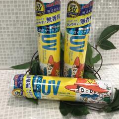 【大定番!!】速乾サラサラ〜のUVスプレー!!