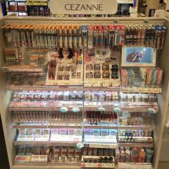 ローズマリー池袋店10月15日より 『CEZANNE』 お取り扱い始めました!!