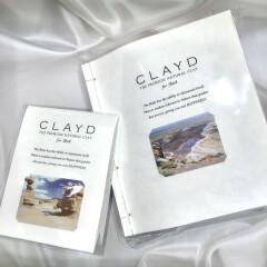 【大人気!】感動の声続出!温泉を超えた入浴剤『CLAYD(クレイド)』