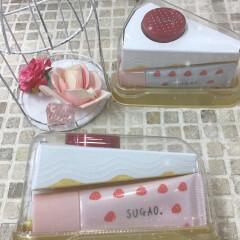 ショートケーキ!?SUGAO❤︎