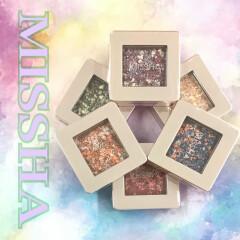 ☆MISSHA☆宝石級ラメシャドウの日本限定カラー