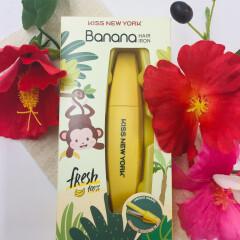 Banana HAIR IRON