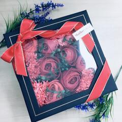 母の日の贈り物に薔薇風呂はいかがでしょうか🌹✨