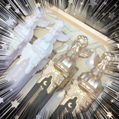 【中国コスメ】こんなコスメ見た事ない!天使がいっぱい煌びやかで思わずパケ買い!?【フラワーノーズ】