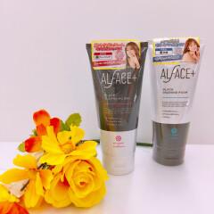 人気のパック【ALFACE】からクレンジング&洗顔フォームが新登場