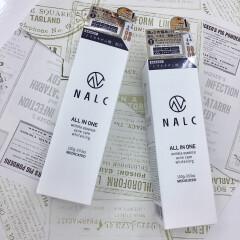 シミ、ニキビ、乾燥小ジワを同時にアプローチ‼️ 1本4役の時短スキンケア【NALC スリープロテクトジェル】発売中です٩( 'ω' )و