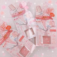 スキューズミーグロッシーコートから桜デザイン登場!🥰🌸