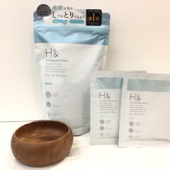 H&(アッシュアンド)水素入浴剤を使って自宅でナノバブル🛁♪ 疲れた心と身体をゆっくり癒しましょう♨️