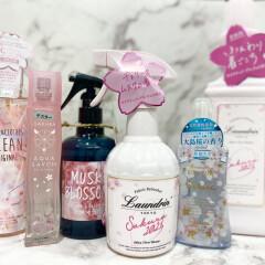 【春はすぐそこ🌸毎年人気の桜の香り限定商品ご紹介💁🏻♀️〜前半〜】