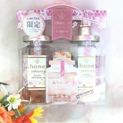 【春はすぐそこ🌸桜の限定品続々入荷中💕】人気の&honey(アンドハニー)からも発売してます💓
