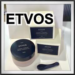【ETVOS(エトヴォス)からクリームファンデが新発売❣️】乾燥知らずのシームレス肌を目指すならイチオシのアイテムです❗️🤍