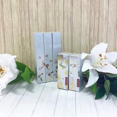 【中国コスメ】美しい彫刻リップとティントグロスが発売!<CATKIN>