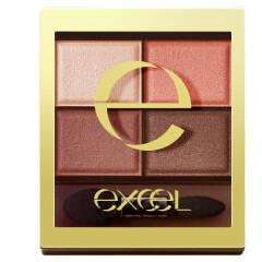 excel(エクセル)の大人気スキニーリッチシャドウの赤みブラウンがおすすめ♪
